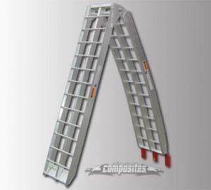 Rampe aluminium pliante