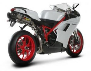 Ducati 848, 1098 et 1198