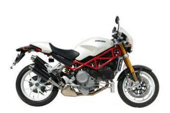 Ducati Monster S4, S4R et RS
