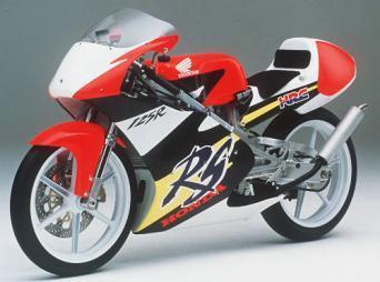 Honda 125 RS, 1998