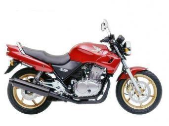 "Honda 500 CB ""Cup"""