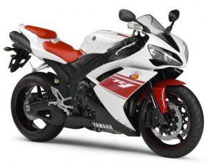Yamaha R1, de 2007 à 2008