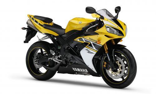 Yamaha R1, de 2004 à 2006
