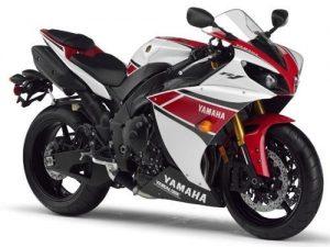 Yamaha R1, de 2009 à 2014