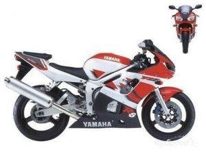 Yamaha R6, de 1999 à 2002