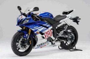 Yamaha R6, modèle 2006 à 2007