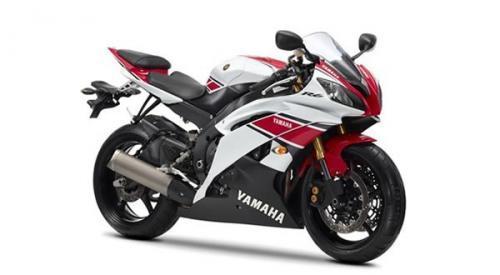 Yamaha R6, de 2008 à 2014
