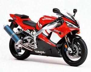 Yamaha R1, de 2000 à 2001