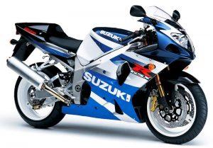 Suzuki 1000 GSX-R, de 2000 à 2002