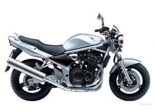 Suzuki 600 et 1200 Bandit, après 2001