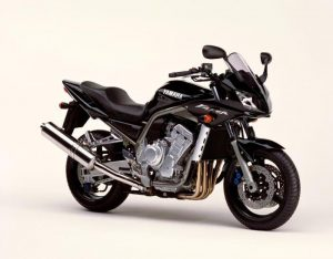 Yamaha 1000 Fazer, de 2001 à 2005