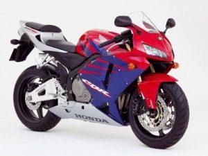 Honda 600 CBR, de 2005 à 2006