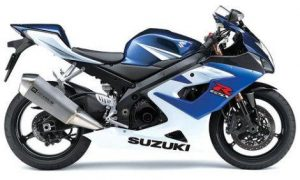 Suzuki 1000 GSX-R, de 2005 à 2006