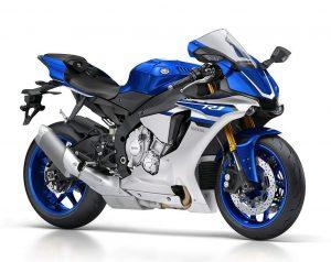 Yamaha R1, depuis 2015