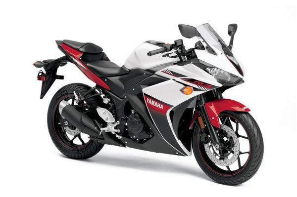 Yamaha R3, depuis 2015